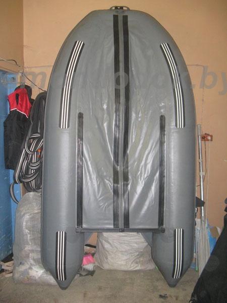бронирование дна лодки пвх пленкой